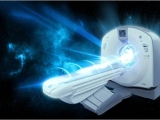 外围体育最新引进高端、高清成像检查设备——美国GE128层螺旋CT投入使用