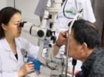 讓患者帶著光明回家,我院眼科成功為一多基礎病患者解除眼疾
