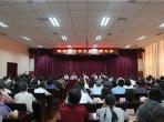 綿陽市中醫醫院召開干部大會宣布醫院主要領導任免決定