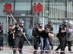 绵阳市中医医院开展反恐防暴演习  提升应急处置能力