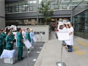 威尼斯开展医疗卫生救援应急演练