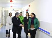 绵阳市中医医院党委书记任清良到马尔康调研对口支援工作