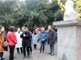 马尔康市委政法委副书记张建忠一行到威尼斯考察对口支援工作