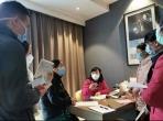 绵阳市第二批援鄂医疗队成立临时党支部——让党旗飘扬在抗疫前线