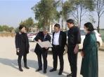 四川省中医药管理局副局长米银军来绵调研