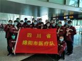 在武汉与病毒较量53天的他们胜利归来