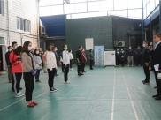 绵阳市中医医院开展健康锻炼培训