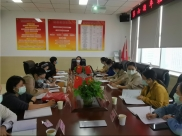 提升护理品质——绵阳市中医医院护理部召开第六期年轻护士长管理培训会