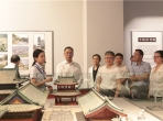 探访绵州历史  增强文化自信 ——外围体育党委组织开展中心组(扩大)学习活动