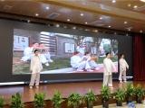 """传播健康,携手同行 ——威尼斯举办第四期""""健康教育达人""""展评活动"""