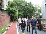 重庆市北碚区中医院杨明芳书记一行来院工作交流