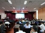 绵阳市中西医结合心血管病学专委会学术年会暨房颤培训班在绵举办