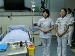 实战演练促提升.相互配合增凝聚 ——医院组织模拟演练患者突发心脏骤停应急操作