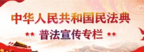 中华人民共和国民法典学习专栏