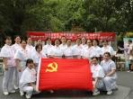绵阳市中医医院举行护理专家科普、义诊活动